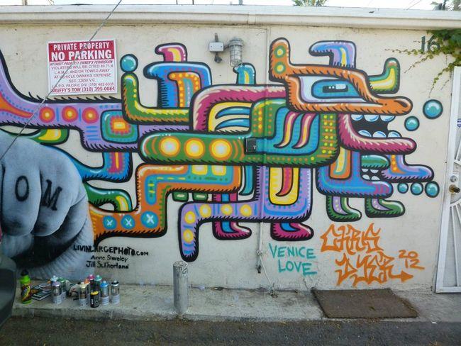 Piece Par Chris Dyer - Los Angeles (CA)