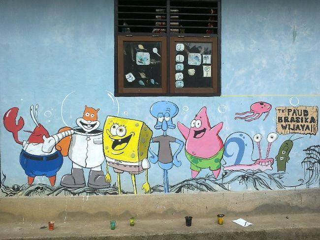 Street Art Par Janoer - Denpasar (Indonesie)