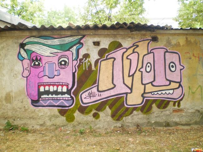 Piece Par Bne, Drash  - Skopje (Macedoine)