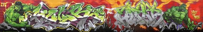 Big Walls By Seba - Bobigny (France)