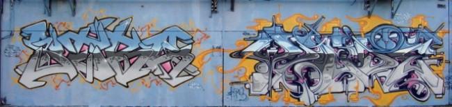 Big Walls By Seba, Astro - Paris (France)