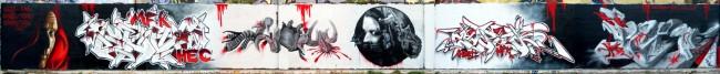 Big Walls By Esper, Extas, Dekor, Seba, Raphe, Kalees - Paris (France)