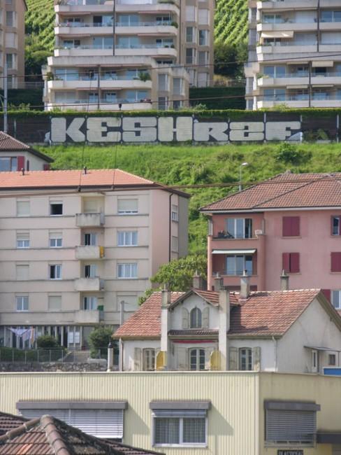Piece Par Kesh - Neuchatel (Suisse)