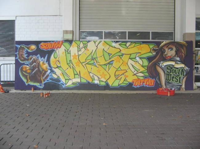 Piece By Cren - Frankfurt (Germany)