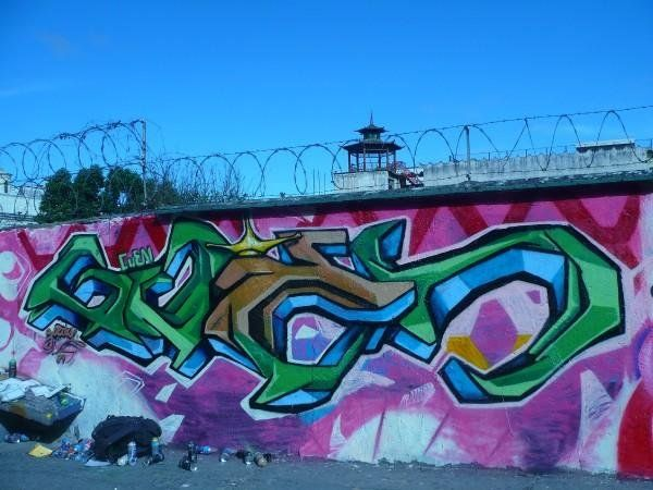 Fresques Par Cuen, Cuen,meka-t - Ville De Guatemala (Guatemala)