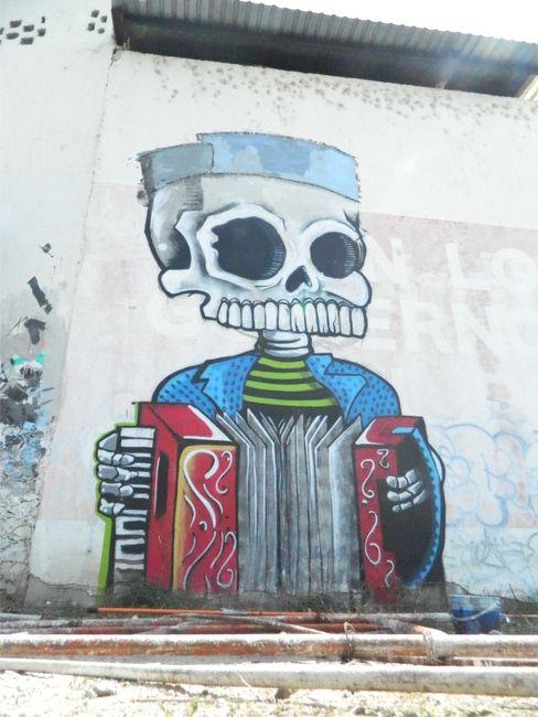 Fresques Par Cuen, Cuen,meka-t - Guanajuato (Mexique)