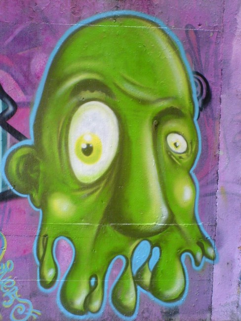 Characters By Inert - Rouen (France)