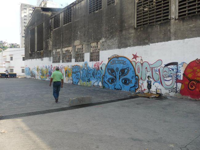 Street Art Par Forastero - Caracas (Venezuela)