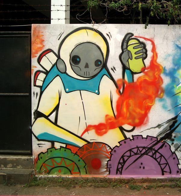 Personnages Par [nme] - Jakarta (Indonesie)