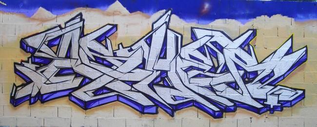 Piece Par Asher - La Roche-sur-Yon (France)