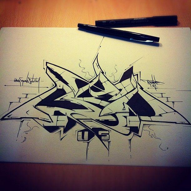 Sketch Par Atewone - Iglesias (Italie)