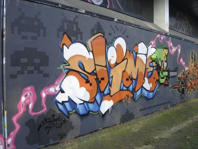 Piece Par Slimone - Rennes (France)