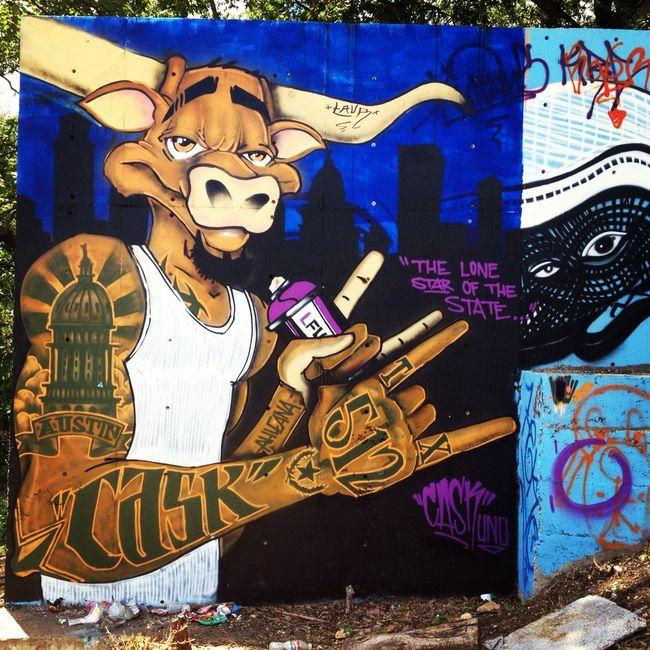 Fresques Par Cask - Austin (TX)