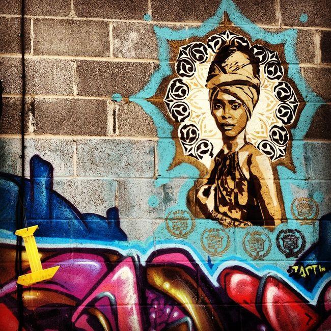 Street Art Par Unknown - Austin (TX)
