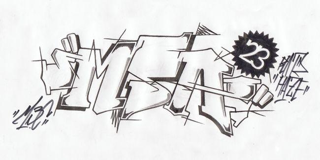 Sketch Par Blatz, Msa23 - Jambi (Indonesie)