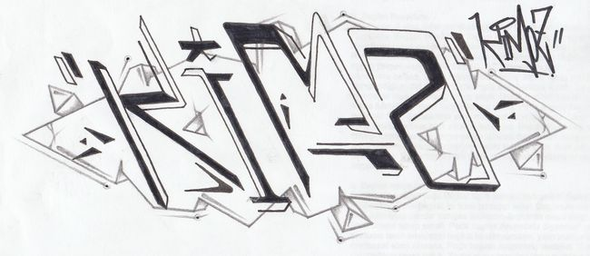 Sketch Par Blatz - Jambi (Indonesie)