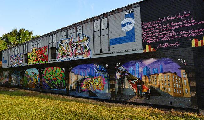 Fresques Par Kevin Harris - Baton Rouge (LA)