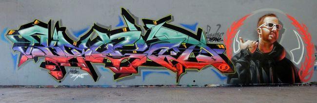 Piece Par Insane51, Komet - Athenes (Grece)