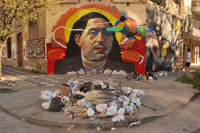 Personnages Par Jaz, Ever - Buenos Aires (Argentine)