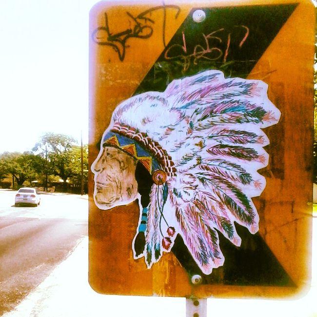 Street Art Par Skips - San Antonio (TX)
