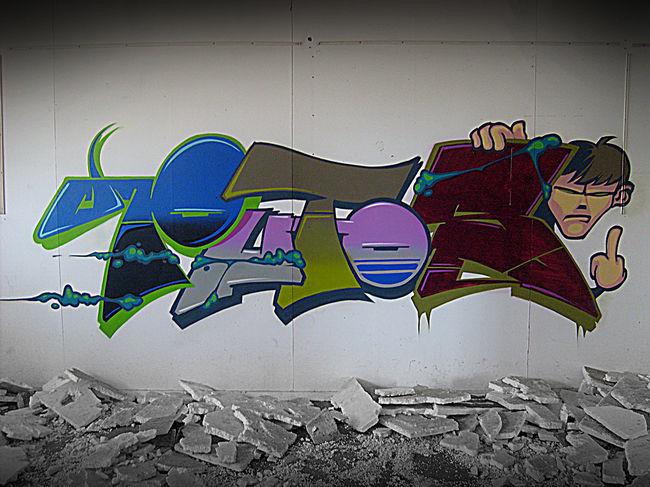 Piece Par Opek1 - Athenes (Grece)