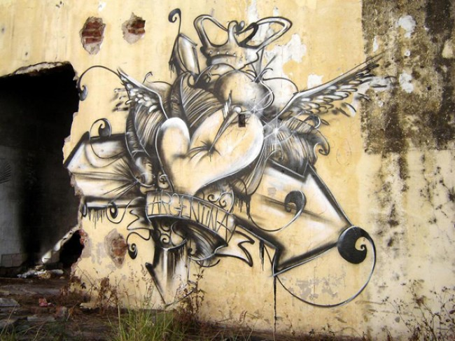 Piece By Dan1 - Cordoba (Argentina)