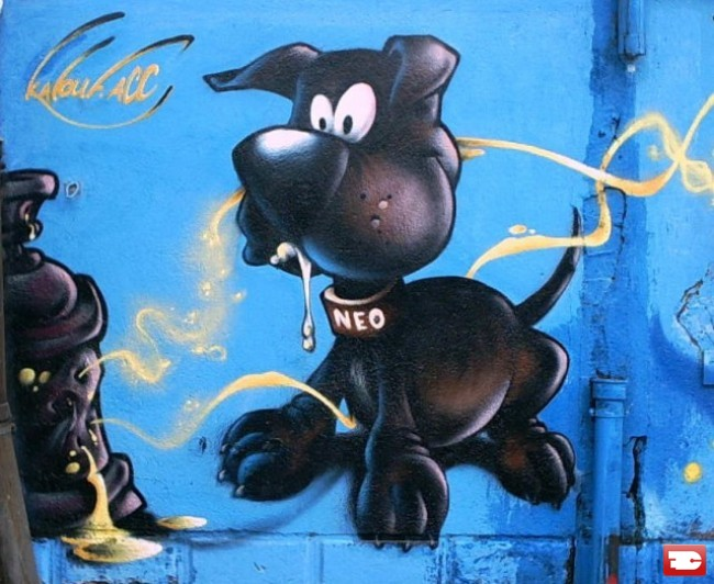 Characters By Kalouf - Bourges (France)
