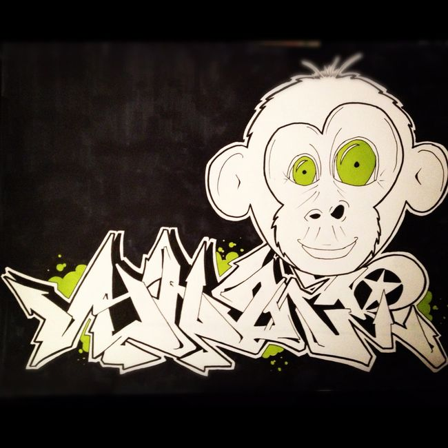 Sketch Par Mazer - Edmonton (Canada)
