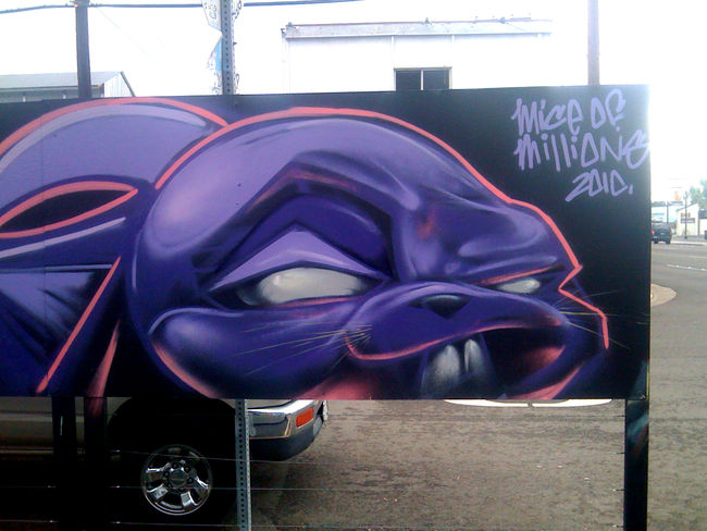 Throw Ups Par Miceofmillions(jamie Johnson) - Costa Mesa (CA)