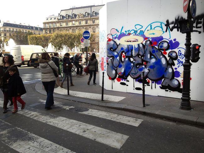 Piece Par Scred - Paris (France)