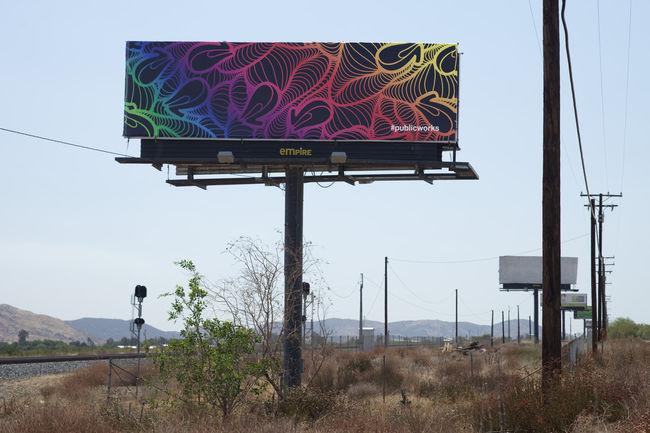 Street Art Par Insa - East Los Angeles (CA)