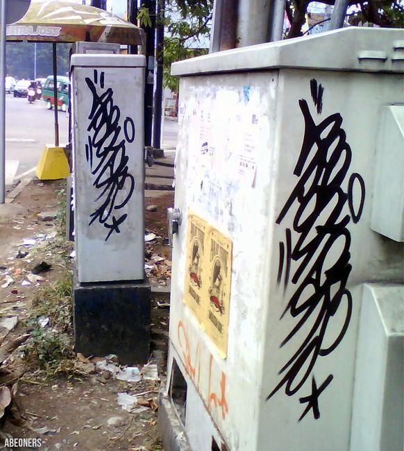 Tags Par Abeoners - Bandung (Indonesie)