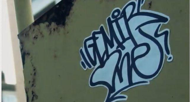 Street Art Par Gemir1 - Gijon (Espagne)
