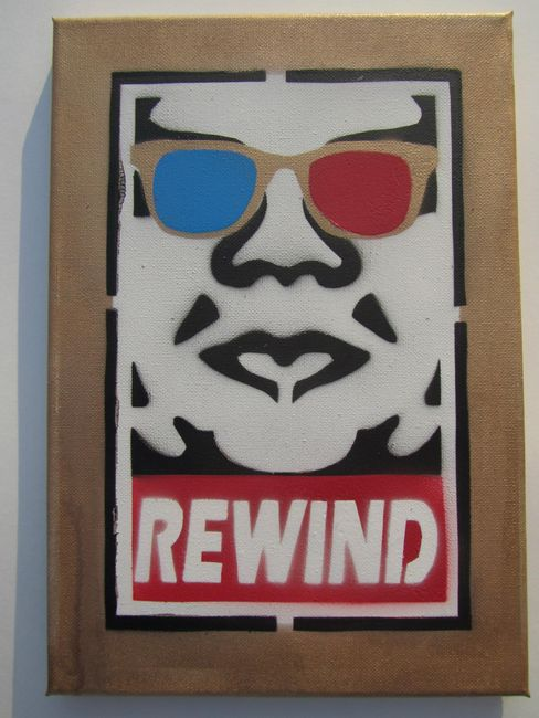 Piece Par Rewind - Dubai (Emirats Arabes Unis)