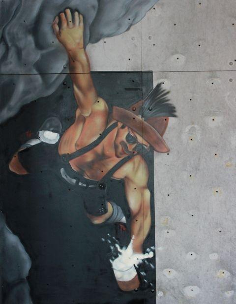 Street Art Par Naskool - Vienne (Autriche)