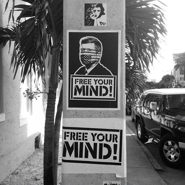 Street Art Par Bd - Miami Beach (FL)