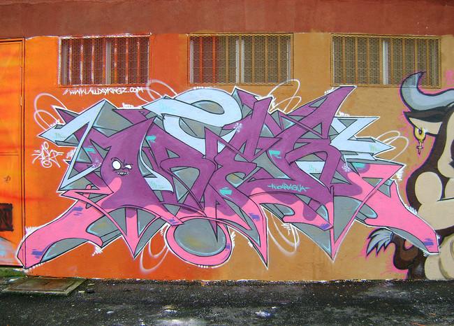 Fresques Par Orek - San Jose (Costa Rica)