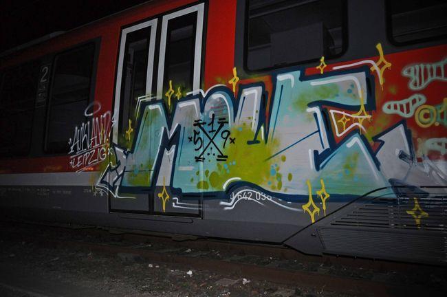 Throw Ups Par Wert159 - Liepzig (Allemagne)