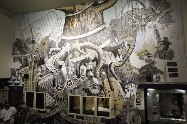 Fresques Par Santoleri - Philadelphie (PA)