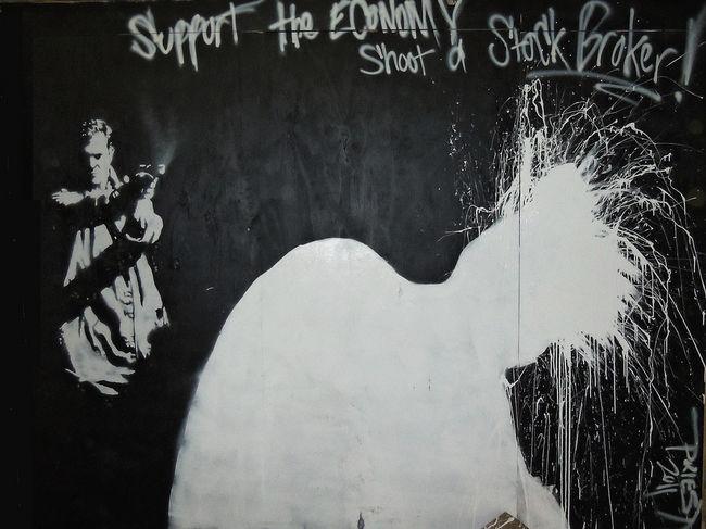 Street Art Par Priest - Nouvelle Orleans (LA)