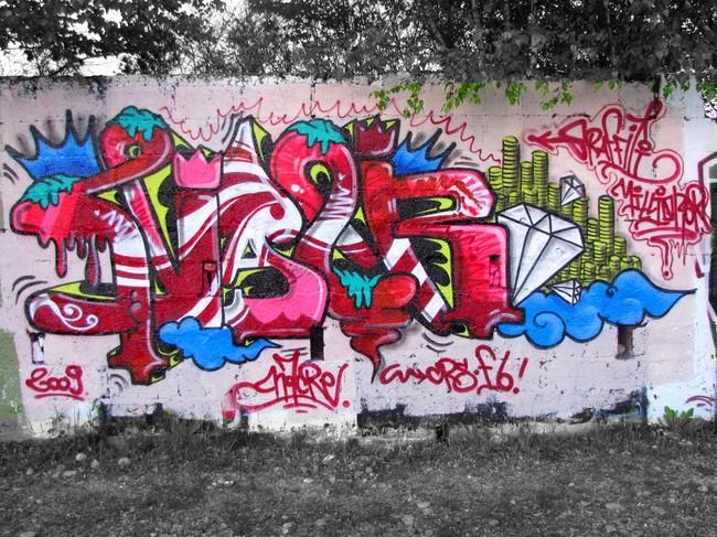 Piece By Nakre - Epinal (France)