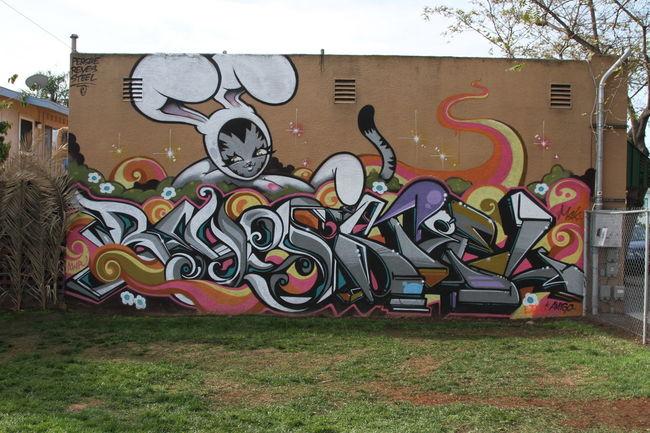 Fresques Par Reyes, Steel, Pursue - San Diego (CA)