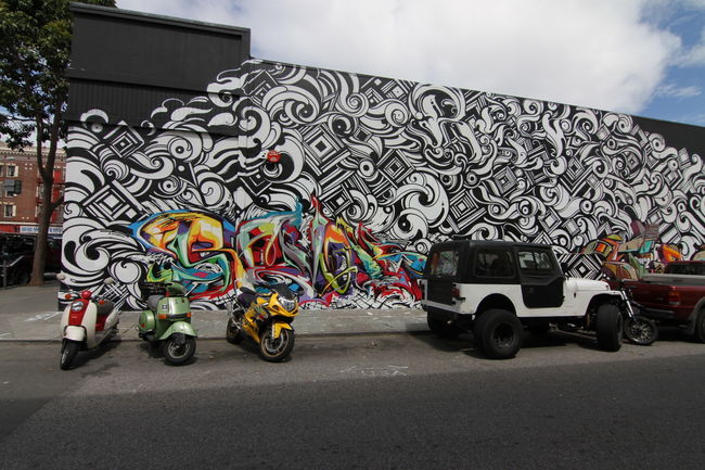 Fresques Par Reyes, Revok - San Francisco (CA)