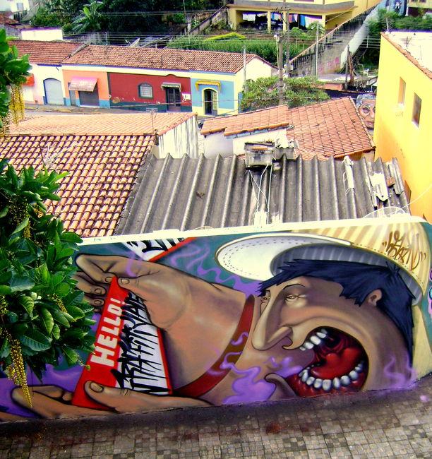 Personnages Par Lelin - Ribeirao Preto (Bresil)