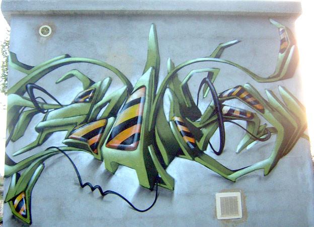 Piece By Astustwo - Perpignan (France)