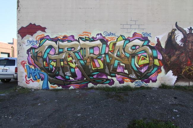 Piece Par Greas - Oakland (CA)