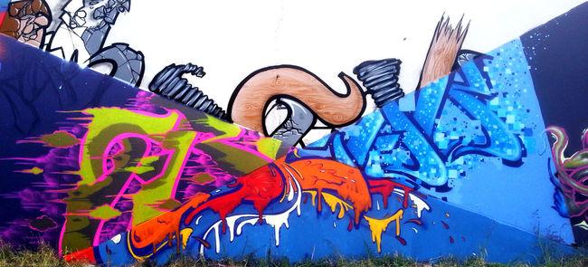 Piece Par Freak. - Christchurch (Nouvelle-Zelande)