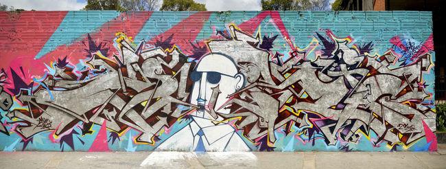 Piece Par Yurika - Bogota (Colombie)