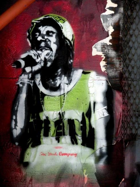 Street Art By Dude Compagny - New York City (NY)