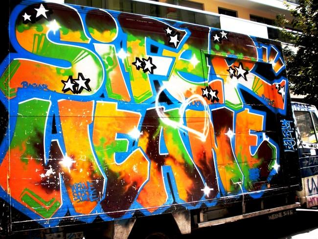Piece Par Sife, Wean - Paris (France)